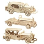 Дървен комплект за сглобяване, 865/1 - 3