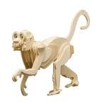Дървен комплект за сглобяване, Маймуна