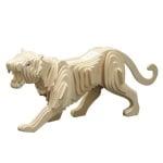 Дървен комплект за сглобяване, Тигър