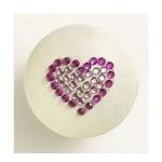 Комплект за декорация с кристали, Hobby LINE, 510 части