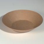 Декоративна чиния от картон, 25 x 5 cm