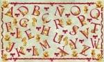 Декупажна хартия, 60 gr/m2, 33 x 48 cm, 1л, Мечета АВС