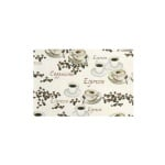 Декупажна хартия с мотиви, 85 g/m2, 50 x 70 cm, 1л, Кафеени чаши