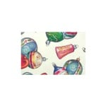 Декупажна хартия с мотиви, 85 g/m2, 50 x 70 cm, 1л, Коледни украси