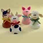 Детски комплект Activity Kit Sculpey, мечета