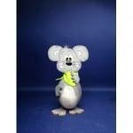Креативен комплект Мишка, дърво, 160 mm