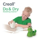 Глина за моделиране CREALL Do+Dry