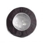 Креп опаковъчна лента, 13 mm, 28 mm, кафява
