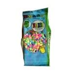 Nabbi -перли, микс, пастелни цветове, 1.000 бр. ~ф 5 x H 5 mm