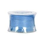 Восъчно памучен шнур, ф 0,5 mm, 9 m