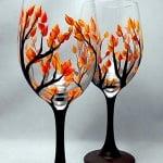 Glasspaint, боя за стъкло 50 ml, кафява