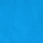 Копринена хартия, 20 g/m2, 50 x 70 cm, 1л, капри синя