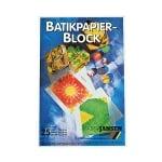 Хартия за BATIK, 19 g/m2, 22 x 33 cm, 25 в блок