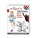 Книга техн.литература, Die Kunst des Zeichnens Comic Manga Fantasy