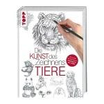 Книга техн.литература, Die Kunst des Zeichnens - Tiere