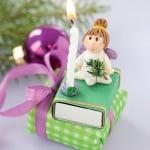 Книга техн.литература, Weihnachtliche FIMO-Minis