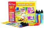 Комплект бои за декорация PicTixxPens, 6 части