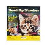 Комплект мозайка Photo Pearls®, КОТЕ, O 5 x H 5 mm, 3600 части