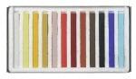 Комплект пастели PORTRAIT, PASTEL CARRE, 12 цвята