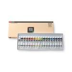 Комплект водни бои ARTISTS' WATER, 7.5 ml, 18 цв.