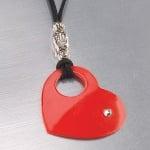 Комплект за изработка на бижута EFCOLOR, висулка Heart, 1 бр.
