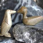 "Комплект за изработка на животинска фигура Tierfiguren-Set ""Ente"" патица"