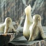 "Комплект за изработка на животинска фигура Tierfiguren-Set ""Pandabar"" панда"