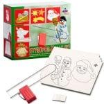 Комплект за работа със Styropor, Коледа