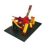 Конструктор FischerTechnik, Da Vinci машини, деца между 8 и 10 г.