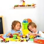 Конструктор FischerTechnik, Малки конструктори, деца от 5 г.