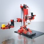 Конструктор FischerTechnik, ROBO TX Роботи, деца на 10+ г.