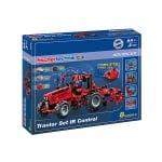Конструктор FischerTechnik,TractorSet IR Control,Advanced 7+ за деца над 7 г.