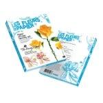Креативен комплект Les fleurs en papier «Sunny Poppy»