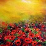 "Креативен комплект Oil painting ""Fruits"""
