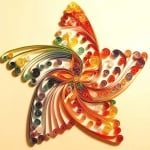 Креативен комплект Paper filigree  «Devious fly-agaric»
