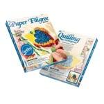 Креативен комплект Paper filigree  «Home aquarium»