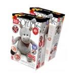 Креативен комплект PLUSH HEART «Hippopotamus»