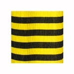 Креп-хартия, 35 g/m2, 50 x 250 cm, 1 ролка, рае жълто/ черно