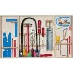 Стандартен комплект за дърворезба