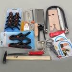 Професионален комплект за дървообработване
