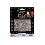 Метални късчета ART Deco, 1g, сребро