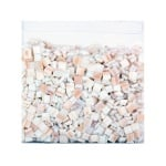 Мозаечни плочки GoldLine, стъкло, 25x5 mm, 1500 бр., бели