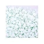 Мозаечни плочки MosaixPro, стъкло, 10x10x4 mm,1500 бр., бели