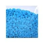 Мозаечни плочки MosaixPro, стъкло, 10x10x4 mm,1500 бр., лазурно сини