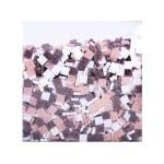 Мозаечни плочки MosaixPro, стъкло, 10x10x4 mm,1500 бр., лилави смесени