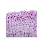 Мозаечни плочки MosaixPro, стъкло, 10x10x4 mm,1500 бр., мораво