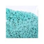 Мозаечни плочки MosaixPro, стъкло, 10x10x4 mm,1500 бр., тюркоазени