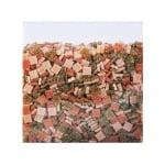 Мозаечни плочки MosaixPro, стъкло, 10x10x4 mm,1500 бр., земни смесени