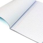 Тетрадка Notte Trend, A5, PP корица, 40 л., квадрат, 60 g/m2