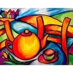 Комплект меки пастели Artist Studio Line, 12 цвята